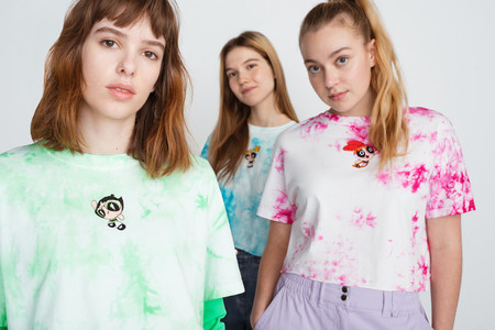"""Bershka rescata los personajes más cool de nuestra adolescencia: """"Las Supernenas"""" invaden su nueva colección"""
