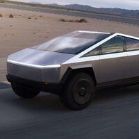 La Tesla Cybertruck llevará dirección a las cuatro ruedas como el Hummer eléctrico, palabra de Elon Musk