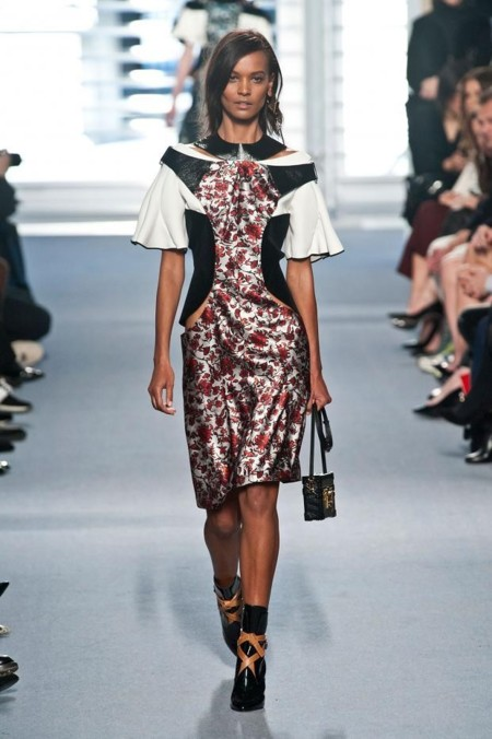 Vestido Louis Vuitton