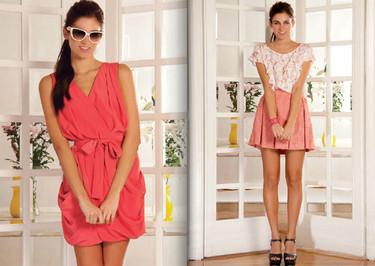 El estilo coqueto de Dolores Promesas en su catálogo Primavera-Verano 2012