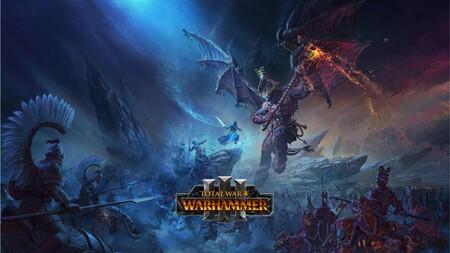Las colosales batallas de Total War: Warhammer III llegarán de la mano de Creative Assembly en 2021 a PC