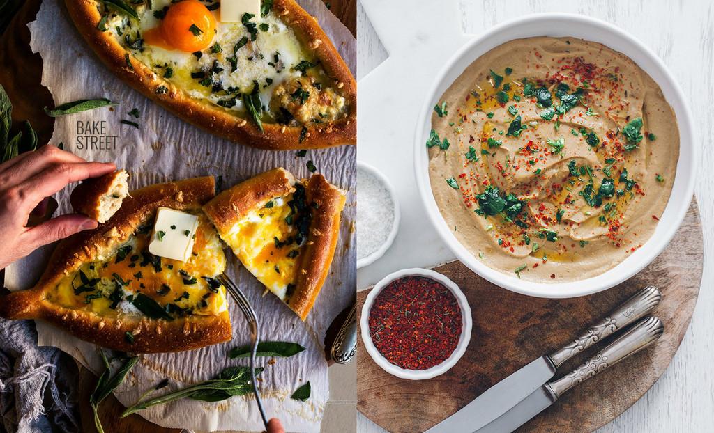 Paseo por la gastronomía de la red: deliciosas recetas para comer con las manos