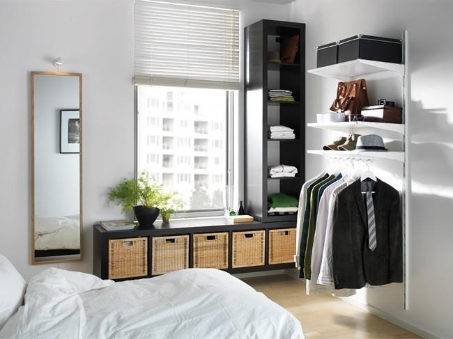 Cat logo ikea 2014 novedades para el dormitorio - Estanteria algot ikea ...