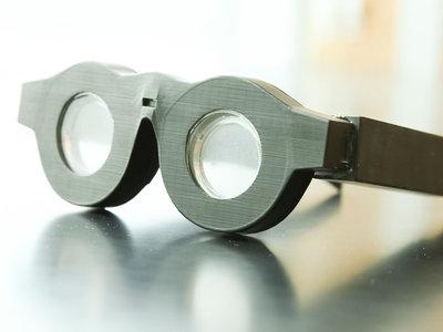 Usar las mismas gafas durante toda la vida gracias a su enfoque automático es la promesa de este proyecto