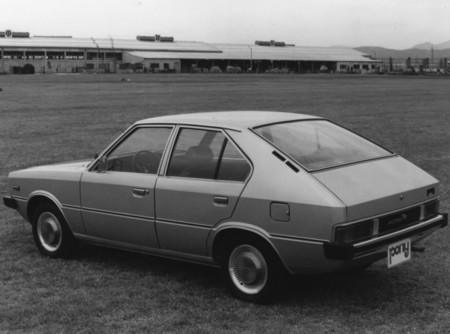 Hyundai Pony 1
