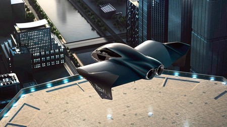 Porsche Coche Volador Futuro