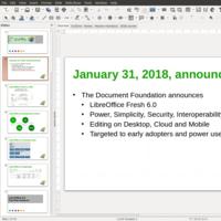 """Ya está disponible LibreOffice 6.0, la primera actualización mayor de 2018 y """"dramáticamente mejorada"""""""