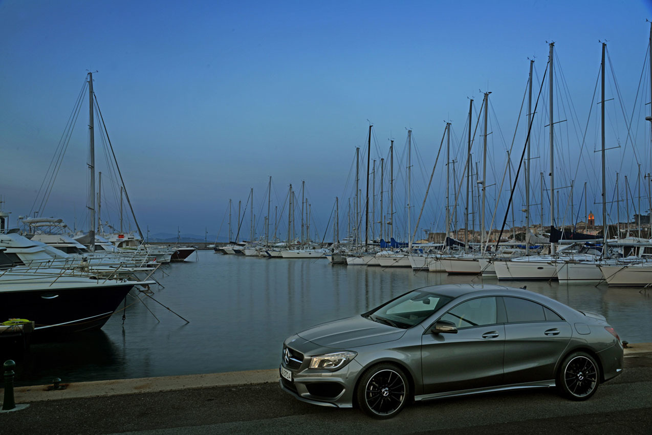 Foto de Mercedes-Benz Clase CLA (Saint-Tropez) (30/51)