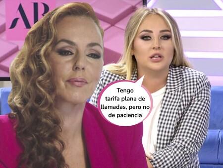 """María Patiño explica el motivo por el que Rocío Carrasco no contesta las llamadas de su hija: """"El terapeuta se lo ha aconsejado"""""""