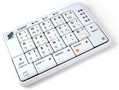 """Un """"gran"""" teclado"""