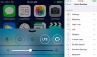FlipControlCenter, tweak para personalizar el Centro de Control de iOS 7