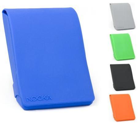 Nooka Asset Organizer, moderna cartera de silicona