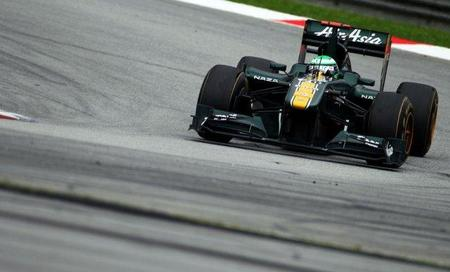 Tony Fernandes no planea cambiar el nombre del equipo de Fórmula 1, pero sí el de GP2