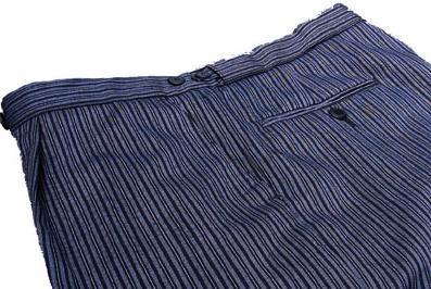 Los pantalones de chaqué