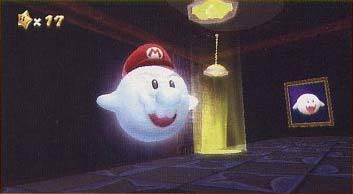 Nuevos detalles sobre 'Super Mario Galaxy'
