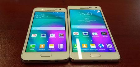 Galaxy A3 A5 Precio