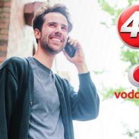 Vodafone activa las llamadas de voz en alta definición en toda su red 4G+