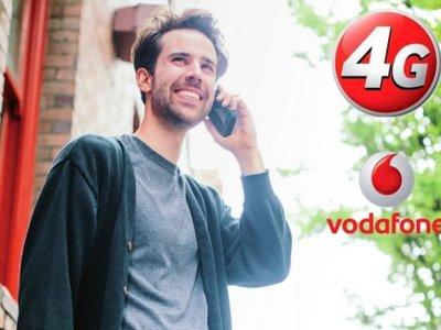 La cobertura 4G de Vodafone sigue creciendo, ahora disponible en 60 países