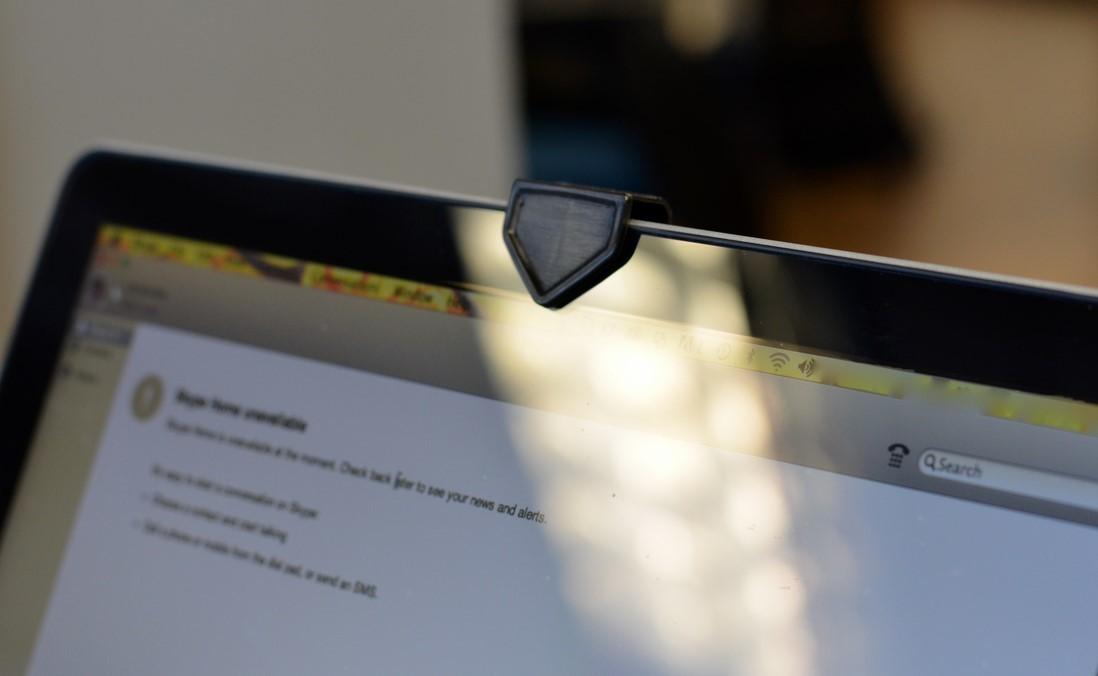 Tapar o no tapar la webcam: ésa es la cuestión