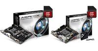 ASRock lanza motherboards FM2+ con soporte al perfil AMD AMP de 2400 MHz+