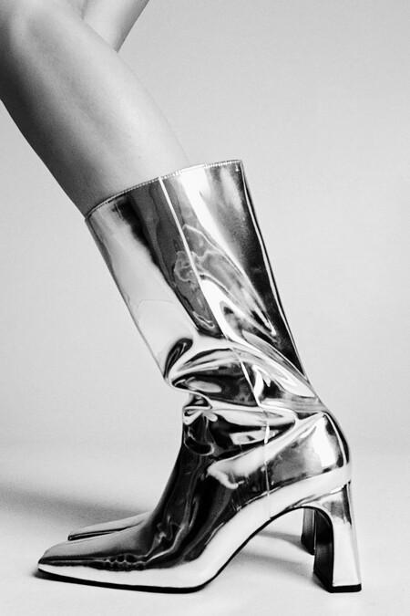 Zapatos Zara Strass Navidad 03