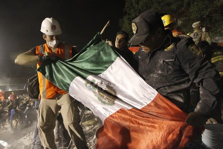 Un día después del gran terremoto de México, esto es todo lo que sabemos