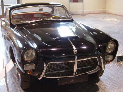 1955 Pegaso Z-102