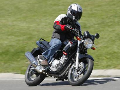 Yamaha YBR 250 llega al mercado español
