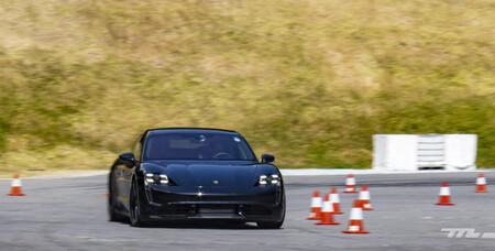Porsche Taycan Mexico Fotos 5
