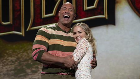 Dwayne Johnson y Emily Blunt repiten juntos en la adaptación de 'Ball and Chain', sobre una pareja de superhéroes en crisis