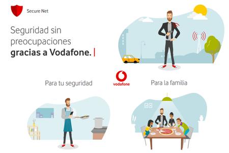 """Vodafone refuerza Secure Net, el """"antivirus"""" a nivel de red, ahora también disponible en conexiones por fibra"""