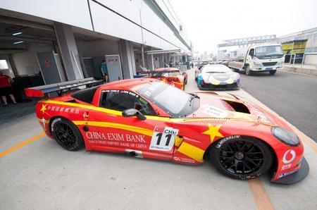 El Mundial FIA GT1 se queda sin Chevrolet Corvette