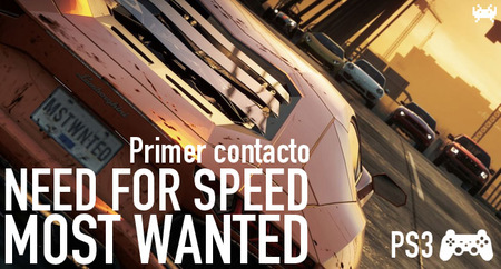 'Need for Speed: Most Wanted' para PS3: primer contacto