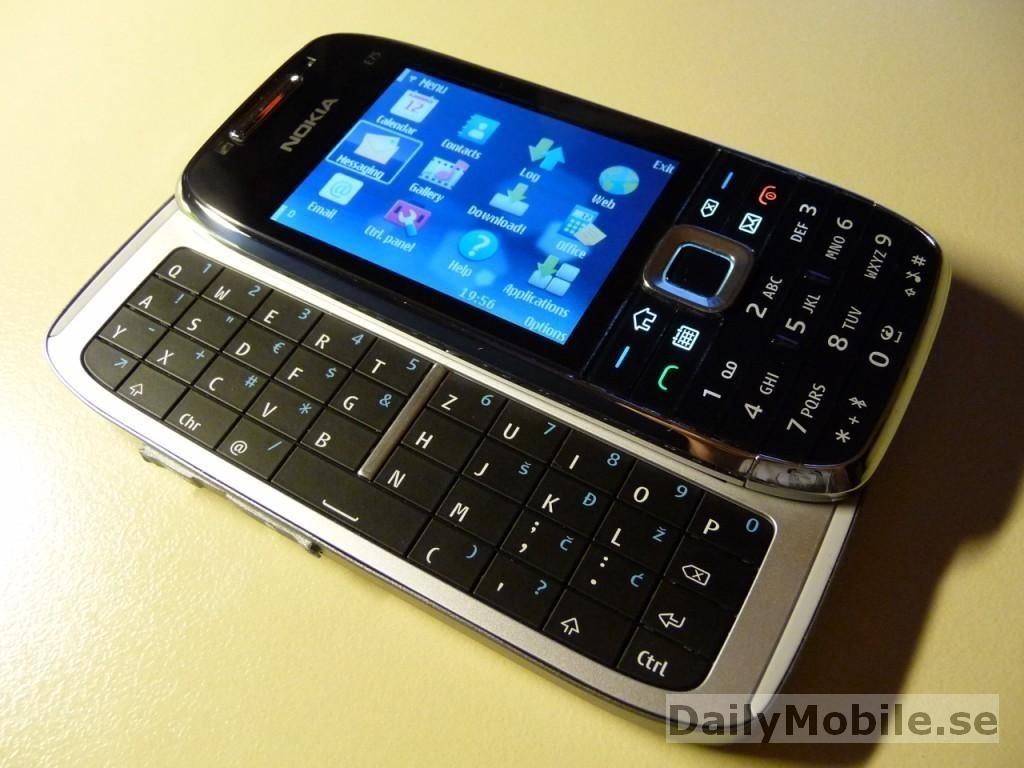Foto de Nokia E75, nuevas imágenes (5/15)