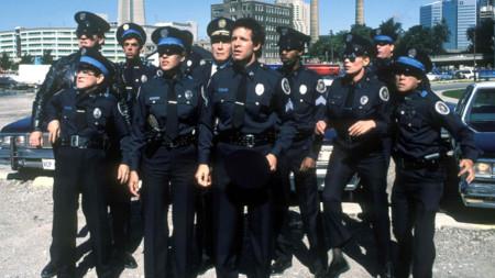 'Loca academia de policía', otra franquicia que volverá a empezar de cero
