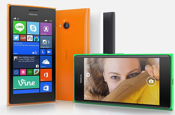 Nuevos Lumia 830, 730 y 735