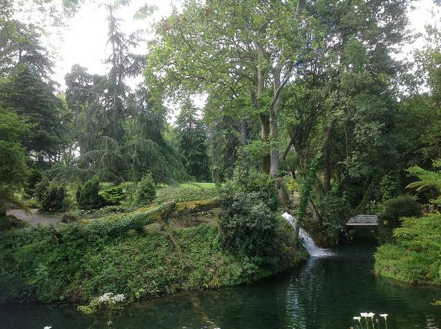 gijon jardin botanico