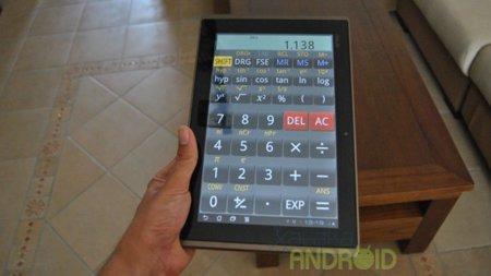 RealCalc en un  Android