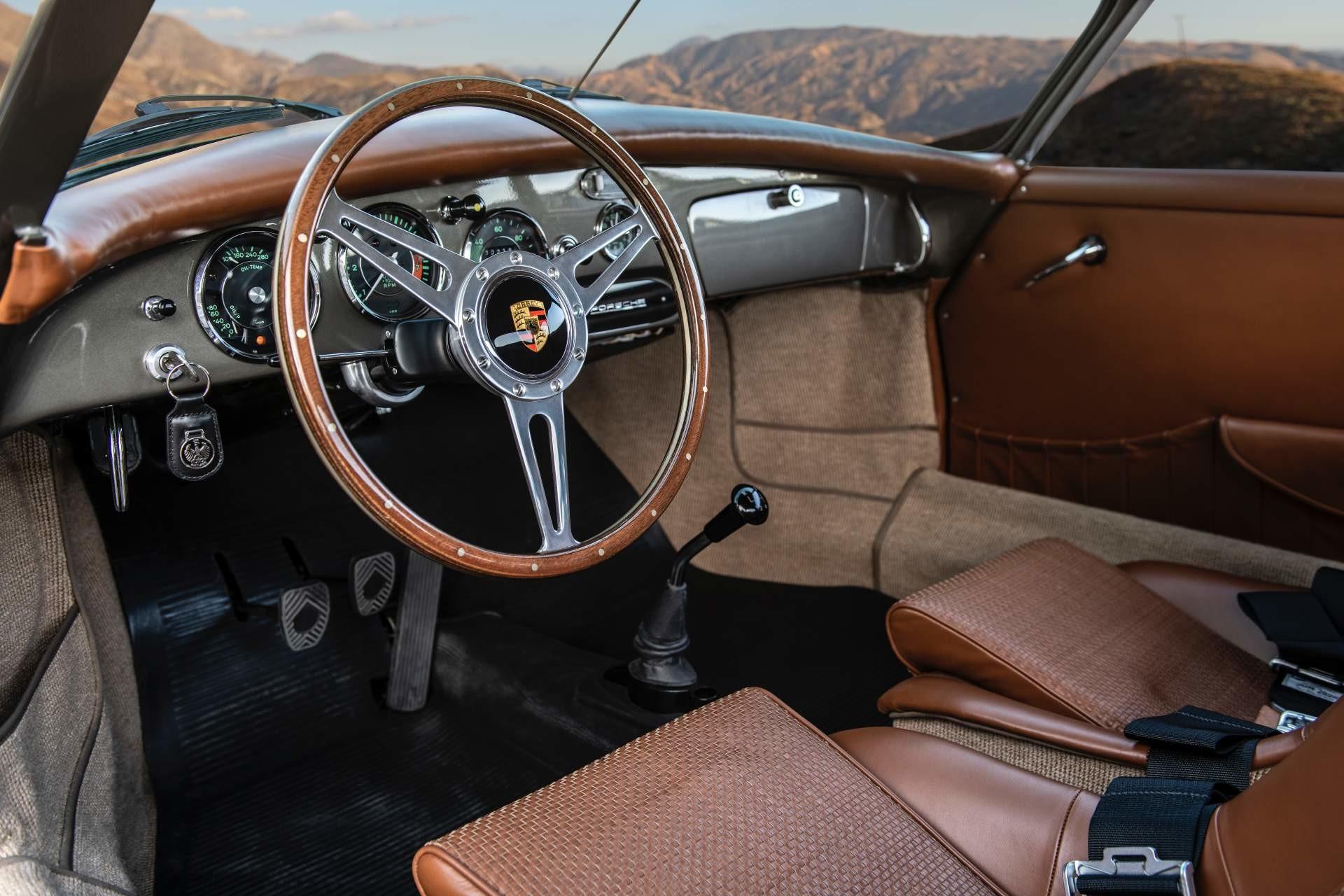 Foto de Emory Motorsports Porsche 356 restomod (30/46)