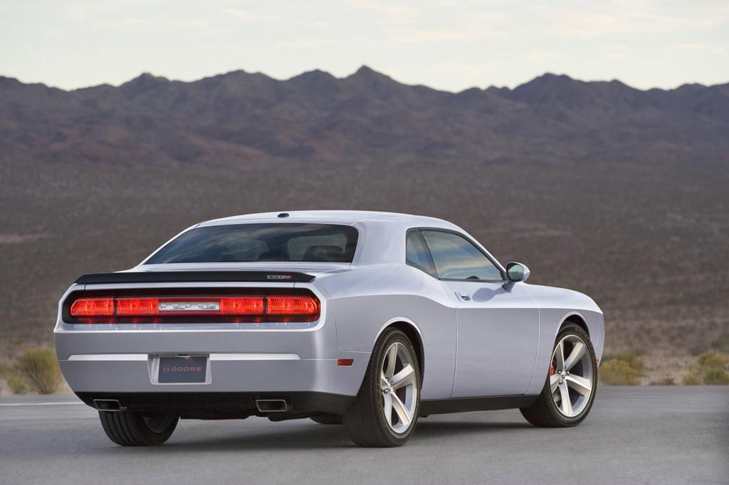 Foto de Dodge Challenger SRT8 (92/103)