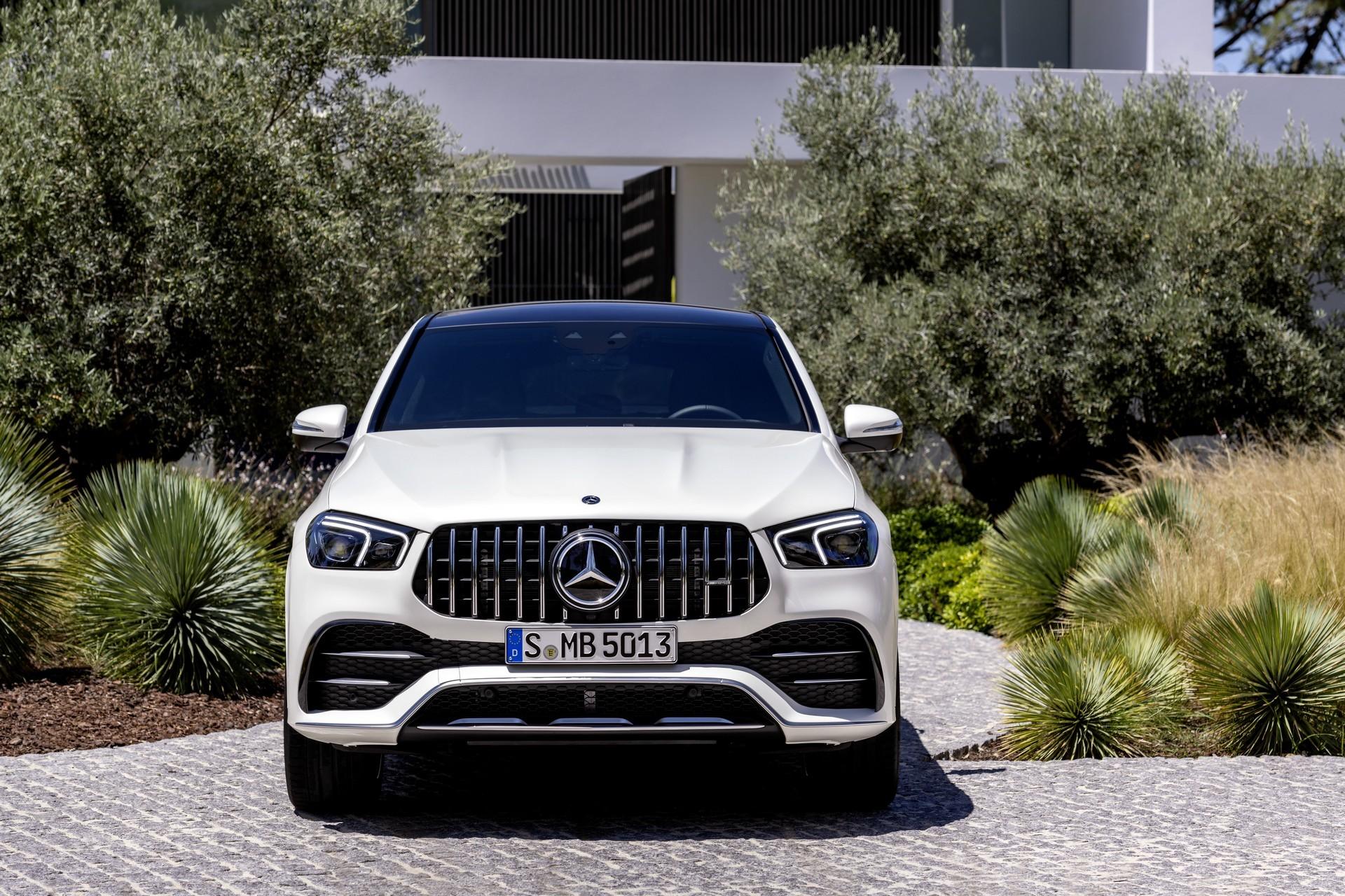 Foto de Mercedes-Benz GLE Coupé 2020 (25/52)
