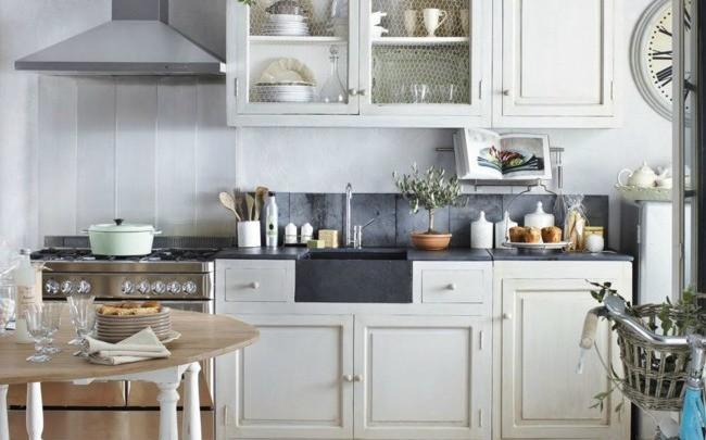 los muebles de cocina de maisons du monde ahora de rebajas. Black Bedroom Furniture Sets. Home Design Ideas