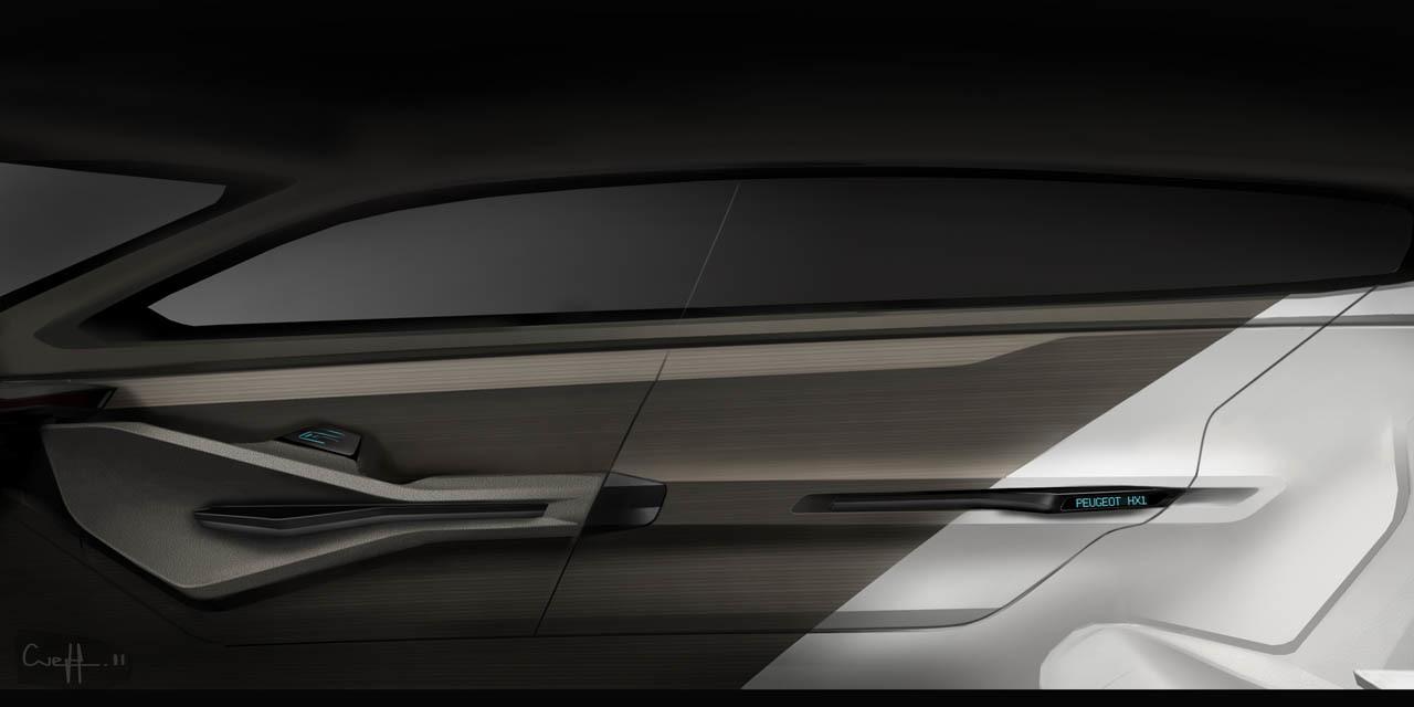 Foto de Peugeot HX1 Metamorphosis (9/17)