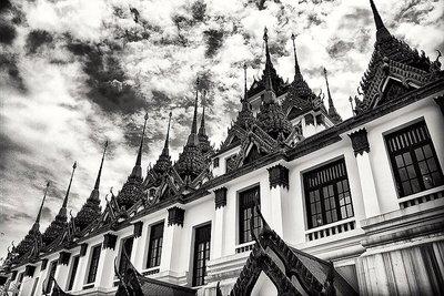 Guía de templos de Bangkok: Wat Ratchanatdaram
