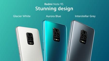 Xiaomi Redmi Note 9s Colores Precio Disponibilidad