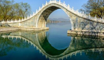 El puente de Jade, en Pekín