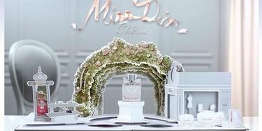 El anuncio de Miss Dior Chérie en 2D