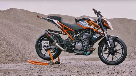 Moto Stunt Ktm 6