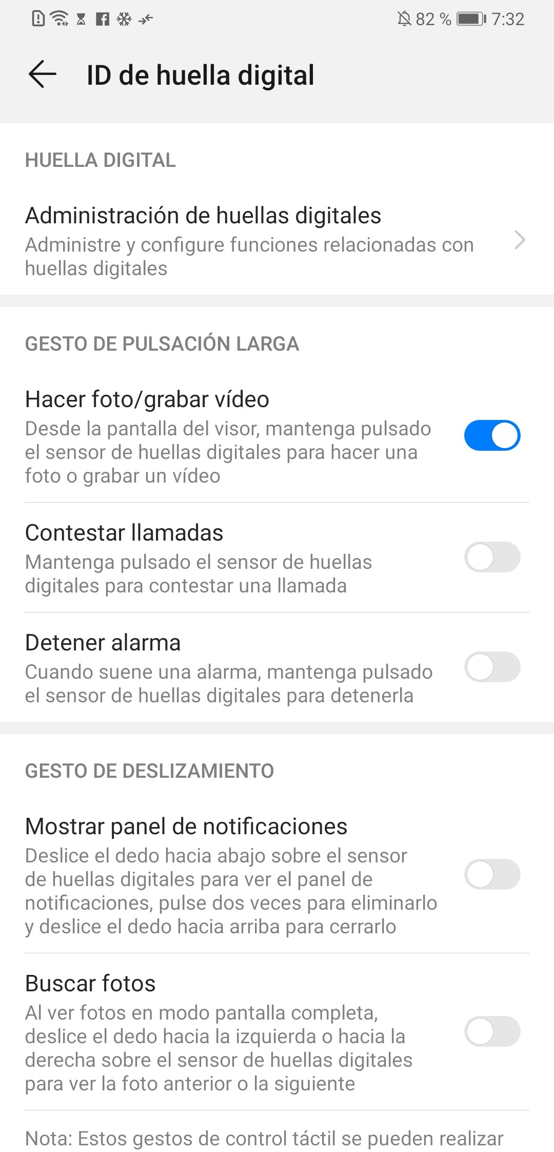 Foto de EMUI 9 sobre Android 9.0 (7/8)