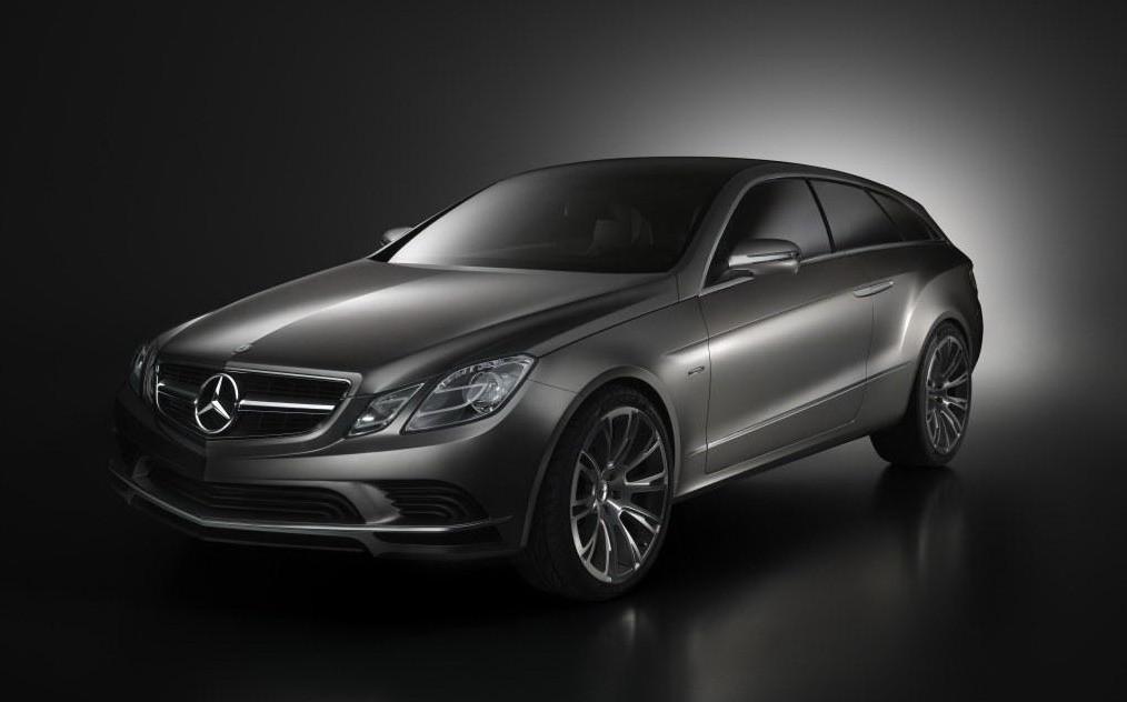Foto de Mercedes-Benz ConceptFASCINATION (1/9)
